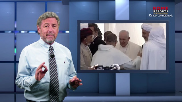 Vatican confidential: 5 Outcomes of the Pope's trip to Iraq