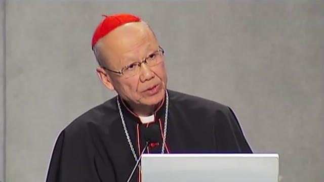 Cumple 80 años el cardenal chino John...