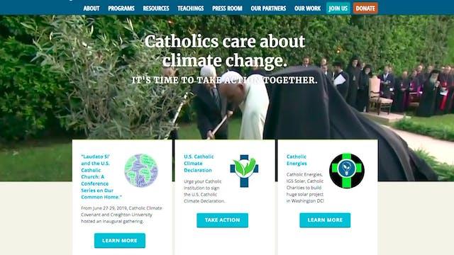 Catholic programs response to helping...