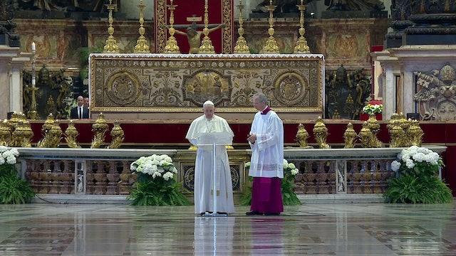 El Mundo visto desde el Vaticano 16-12-2020