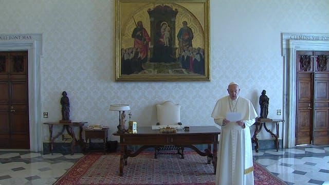 Nuevamente el Papa rezará el Ángelus ...