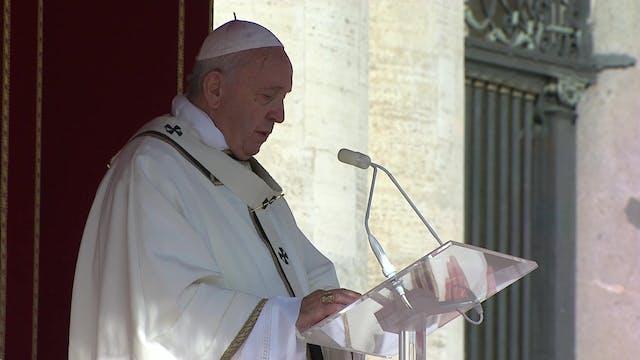 """Papa pide """"transparencia"""" en la crisi..."""