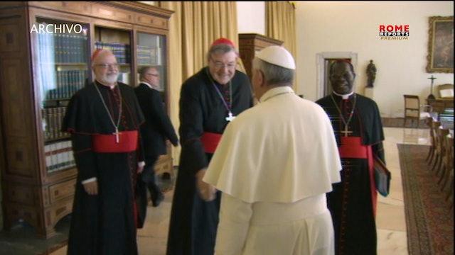 Francisco se reunirá el lunes con el Consejo de Cardenales