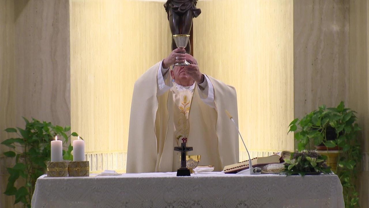 Misa diaria del Papa Francisco