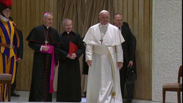 """Papa a Corte de Cuentas: """"La corrupci..."""