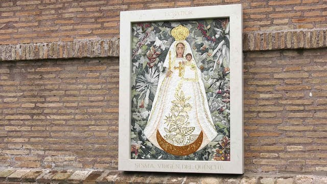 Vatican Gardens inaugurates Our Lady ...