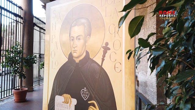 Monasterio Pasionista en Roma resguar...