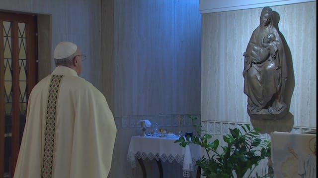 El Papa en Santa Marta: Dios habla po...