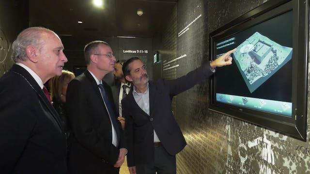 Jerusalén: Últimas tecnologías para c...