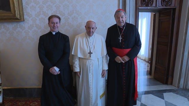 Cardenal George Pell cumple 80 años y...