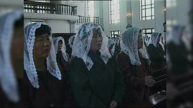 """""""Christians in North Korea experience..."""