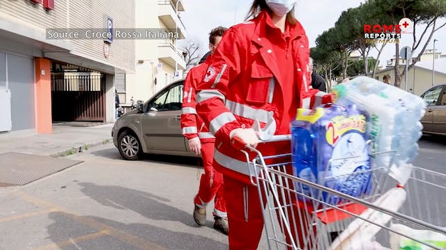 Italian Red Cross fuels solidarity to...