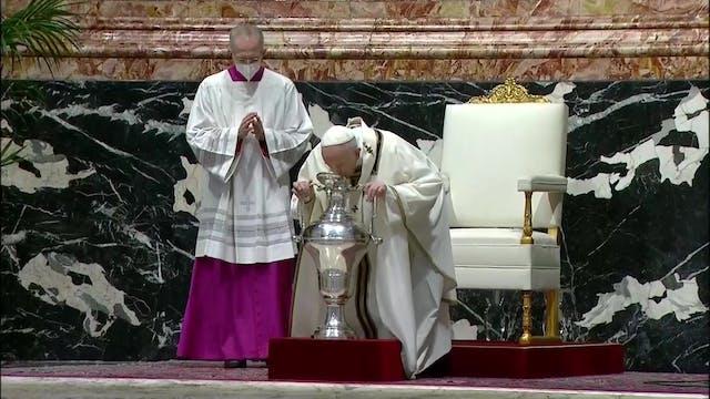 El Papa a los sacerdotes: También Jes...