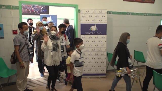 Humanitarian corridors reactivated: 1...