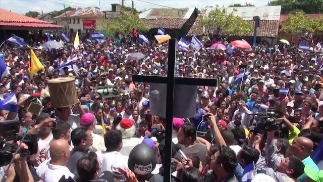 Nicaraguan church calls for end of vi...