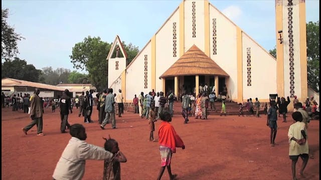 En zonas de Rep. Centroafricana solo ...