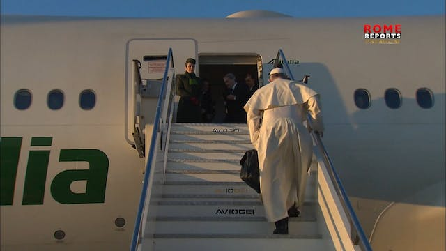 Pope Francis' busy program for trip t...