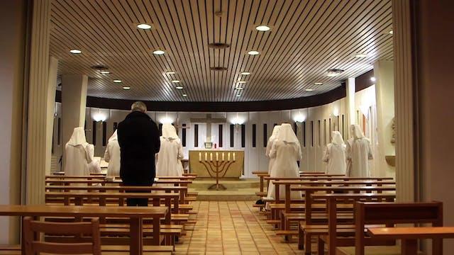 Cardenal limosnero del Papa llevó com...
