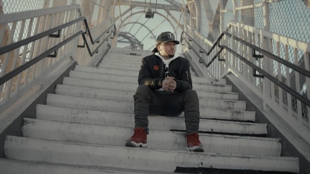 Steven Malcolm, el cantante que mezcla fe y hip-hop