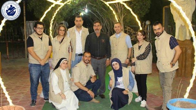 """""""Good Samaritan"""", in Irak unites Chri..."""