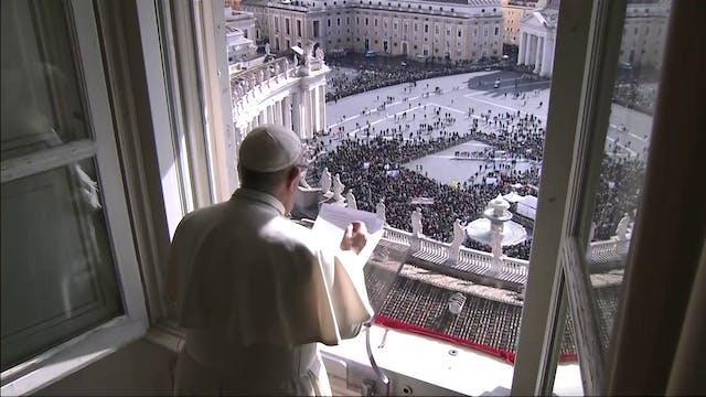 Papa pide ayuda a la comunidad intern...