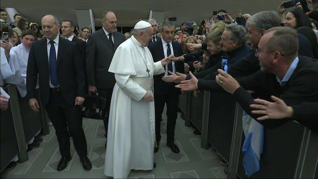 Papa pide a cristianos de distintas i...