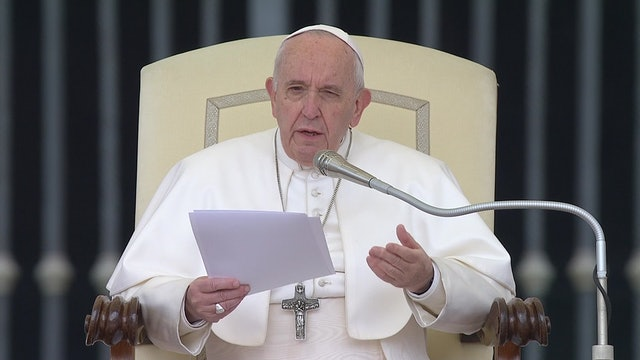 Pope Francis: God wants fraternity between Muslims and Catholics