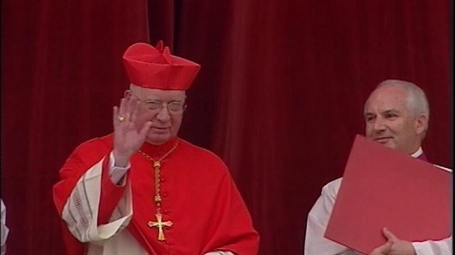 Fallece cardenal Jorge Medina, quien anunció al mundo elección de Benedicto XVI