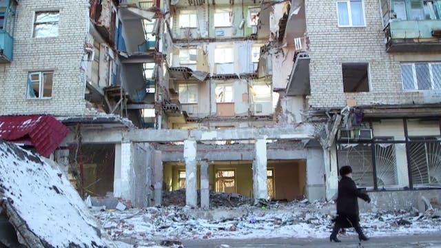 Sviatoslav Shevchuk: Ucrania teme una...