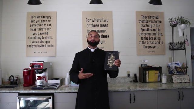 """""""Como sacerdote, nunca he visto tanta..."""