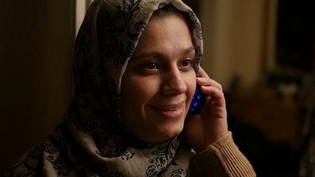 Phone credits provide a lifeline for refugees and their families