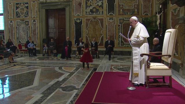 El Mundo visto desde el Vaticano 23-09-2020