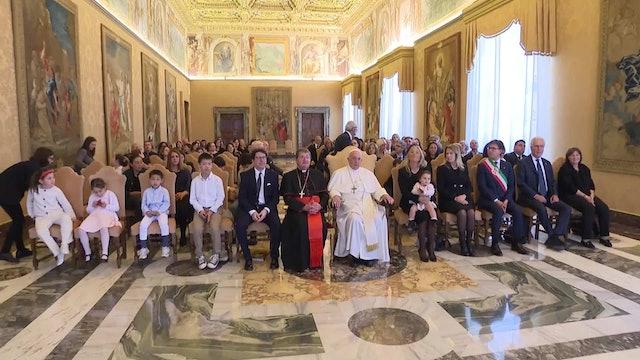 Francisco: Que se agilicen los trámites burocráticos en las adopciones
