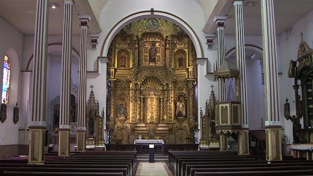 La riqueza monumental del Casco Antig...