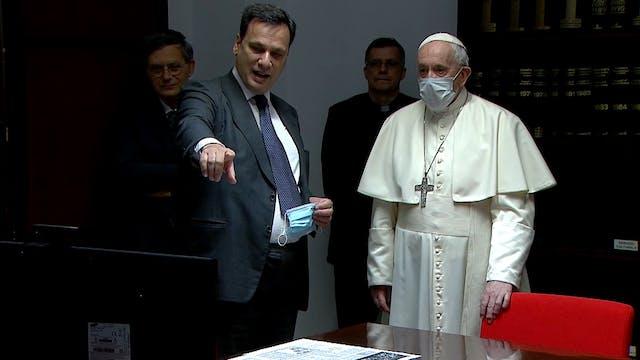 """Director de L'Osservatore Romano: """"El..."""