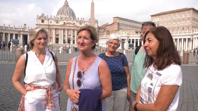 El Vaticano vuelve a llenarse de pere...