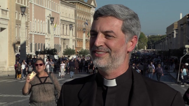 """Alexandre Awi Mello: Cambié el ejército por las """"armas"""" y la cruz de Jesús"""
