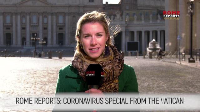 CORONAVIRUS SPECIAL: Pope's agenda modified because of coronavirus pandemic