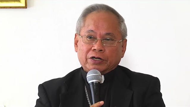 Cardenal Quevedo cumple 80 años y pie...