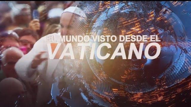 El mundo visto desde el Vaticano 23-0...