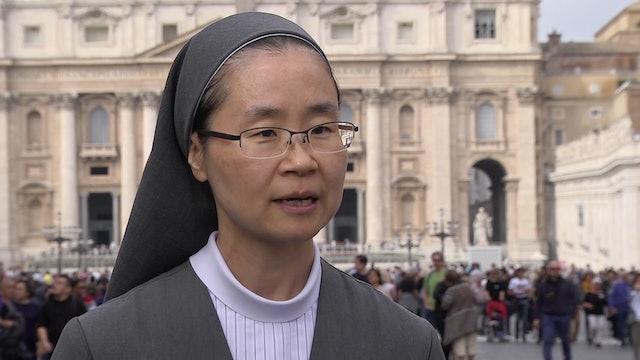 Monja surcoreana: Cada uno es responsable de llevar la paz