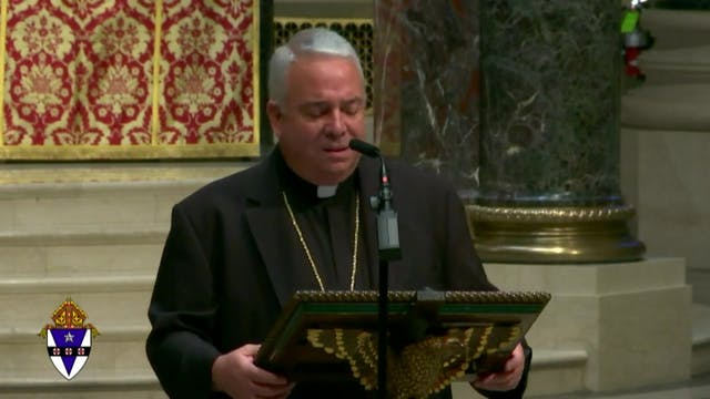 Arzobispo de Filadelfia contra racism...