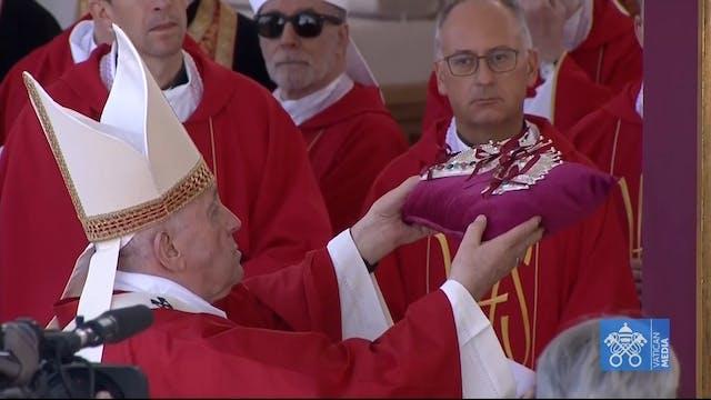 Papa Francisco: No reduzcamos la cruz...