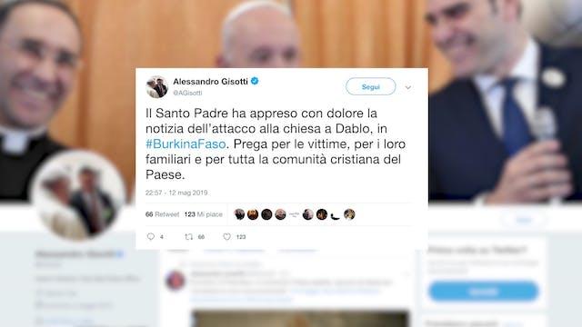 El Papa y la ONU condenan el ataque a...