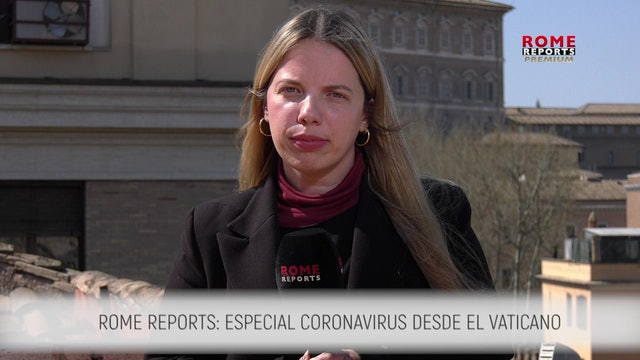 ESPECIAL CORONAVIRUS: Situación de Italia y el Vaticano ante el coronavirus