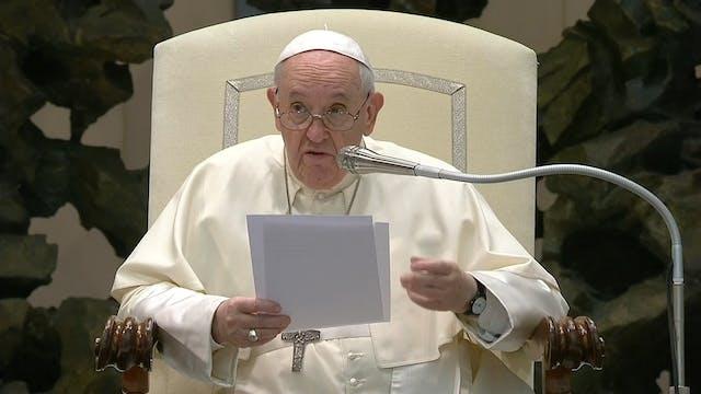 Pope Francis: Christ transcends all e...