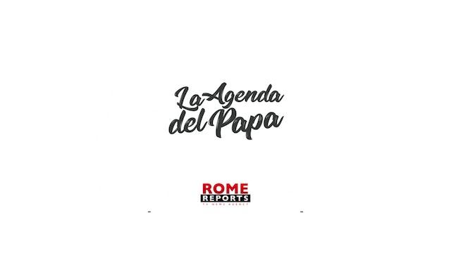 La Agenda del Papa 24/12/19