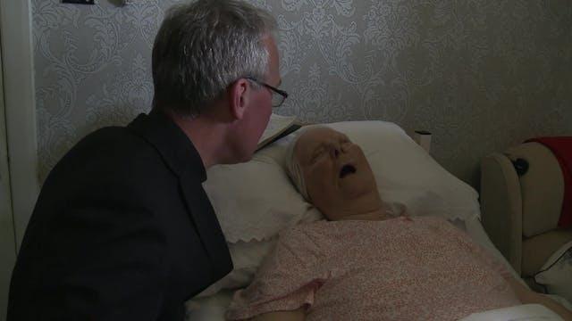 Priest stars in documentary showing u...