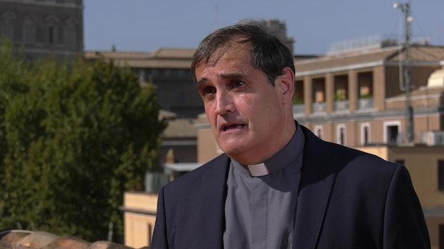 P. Martín Lasarte: En el Sínodo el Papa pidió que no clericalicemos a los laicos