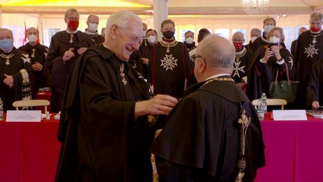 Orden de Malta elige a un Lugartenien...